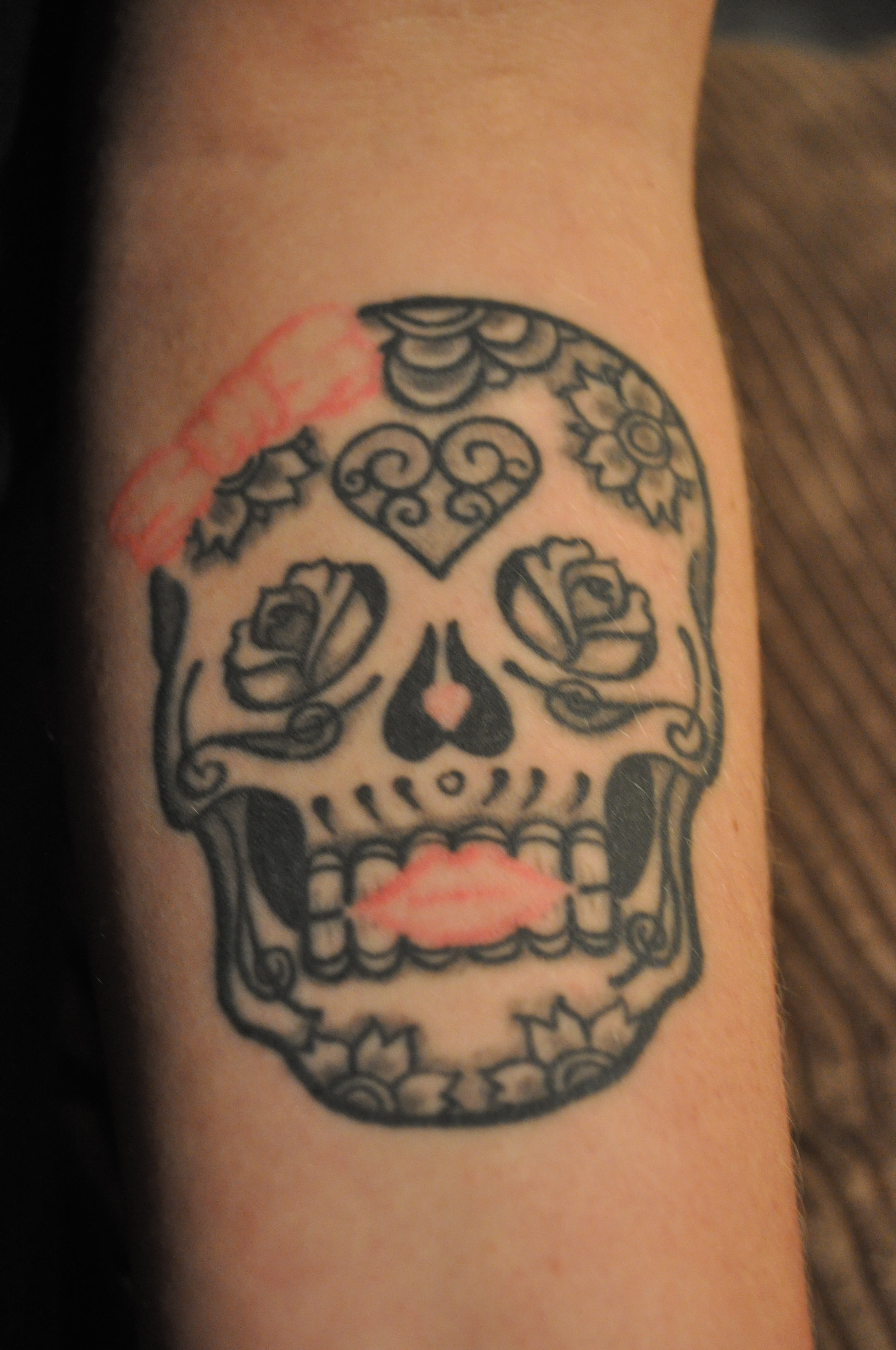 Mexican Sugar Skull Tattoo Meaning