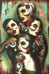 Manhattan Showgirls