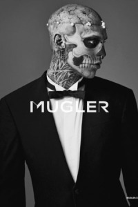 The Muse of Mugler