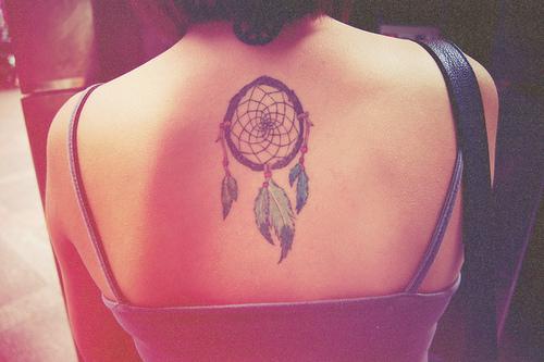 纹身,你能阻止我的噩梦吗?