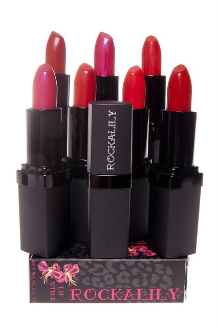 Rockalily Lipsticks