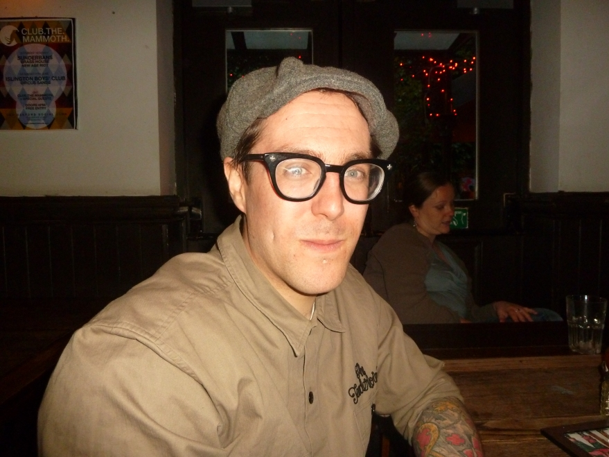 Matt Lodder, the art doctor