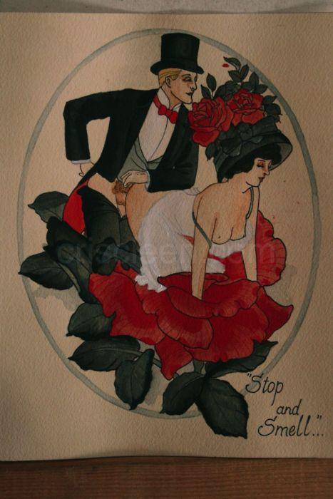 克里斯·克莱恩绘画