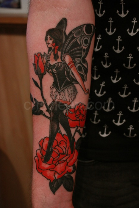 Cris cleen tattoo