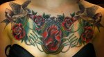 Chest piece by Claudia