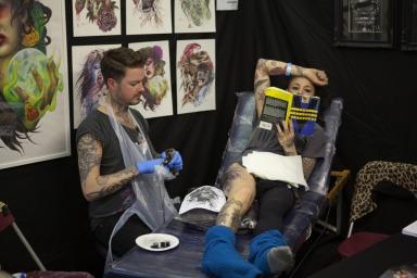 Books and Tattoos